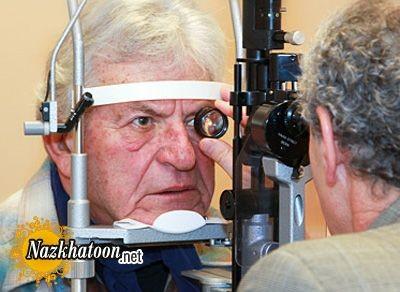 مراقبت دیابتی ها از چشمانشان