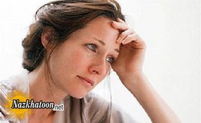 علل افسردگی در زنان