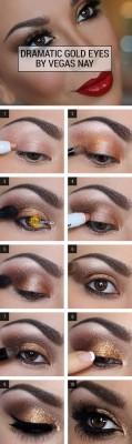آرایش چشم – ۳۲۶