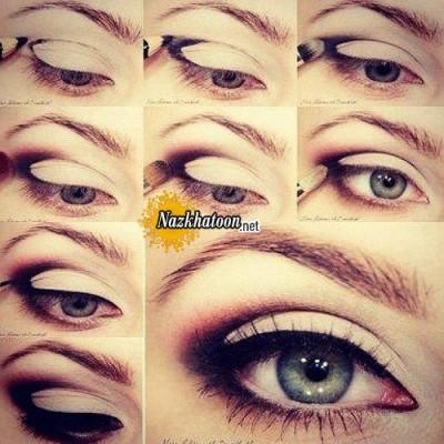 آرایش چشم – ۳۲۳