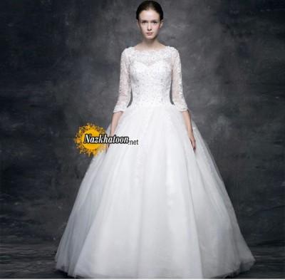 مدل لباس عروس – ۱۲۳