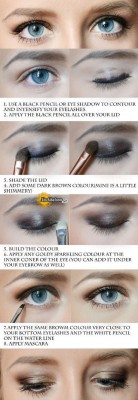 Glidded-Eyes-Makeup-Tutorial