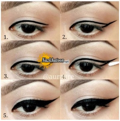 Step By Step Eyeliner Tutorial