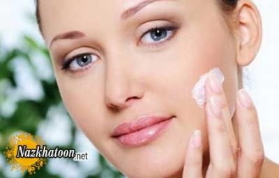 درمان جوش صورت و سیاهی دور چشم
