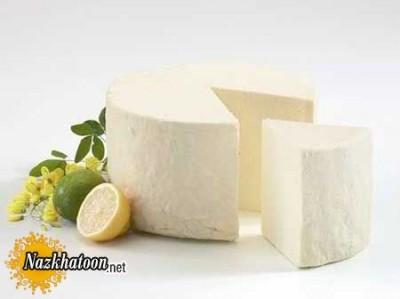 روش تهیه ماسک با آب پنیر