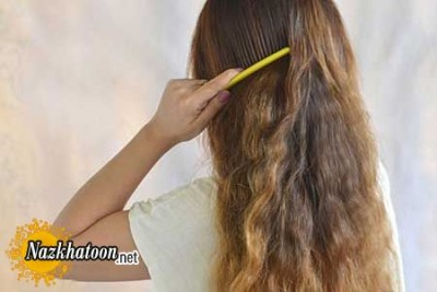 چندین روش رشد سریع موها
