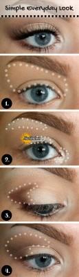 آرایش چشم – ۳۲۸