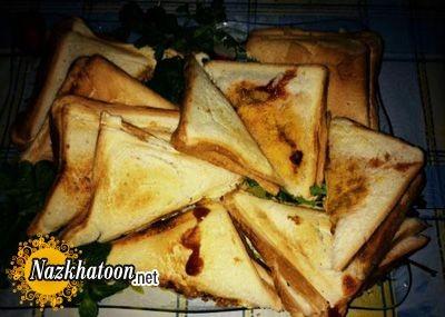 اسنک سیب زمینی به سبک هندی