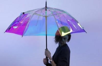 خبر ساخته شده چتر هوشمند