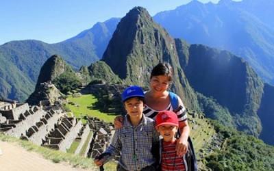 بچه داری یا لذت بردن از سفر