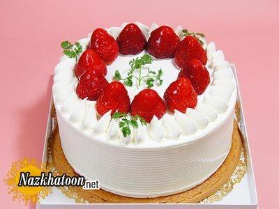 روش تهیه کیک اسفنجی ساده