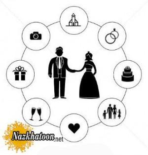 برنامه ریزی مراسم عروسی