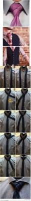 روش جدید گره زدن کراوات