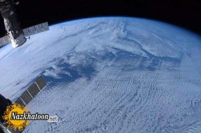 عکس های شگفت انگیز از آسمان