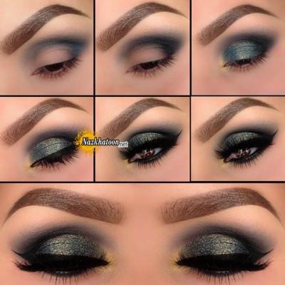 آرایش چشم – ۳۲۷
