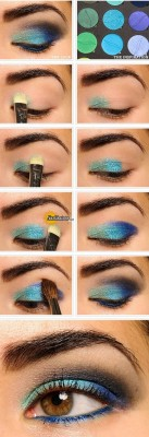 Great-Summer-Makeup-Tutorials-You-Must-See-fash11.com-11