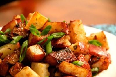 روش تهیه سیب زمینی سرکه ای