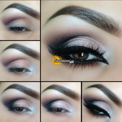 legant-Smokey-Eye-Makeup-Tutorial