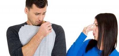 همسرم بهداشت خود را رعایت نمیکند