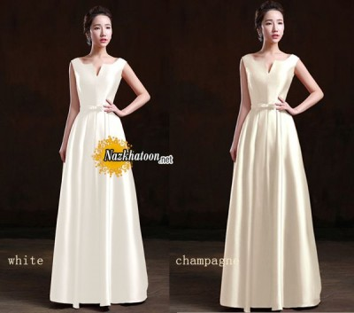 simple-v-neck-satin-dinner-dress-evening-dress-SH0016-long-C