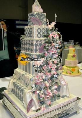 مدل کیک عقد – ۱۹