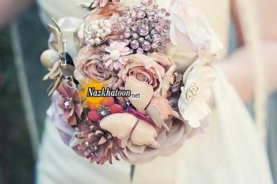 مدل دسته گل عروس – ۲۷