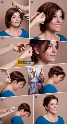 ۲-hairstyles-for-short-hairs-4