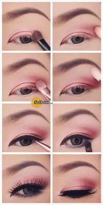 Pink-Eyeshadow