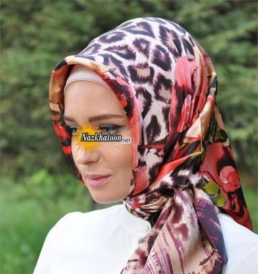 مدل شال و روسری – ۲۲