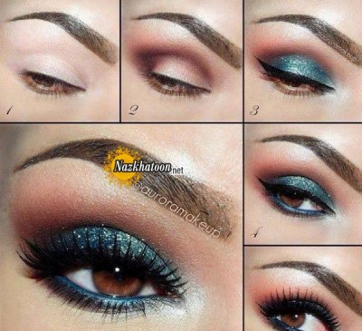 shimmery-eye-makeup