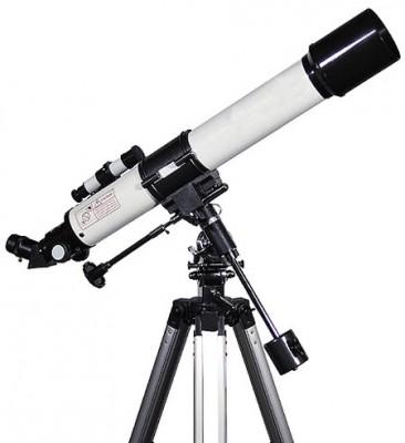 انواع و آشنایی با تلسکوپ