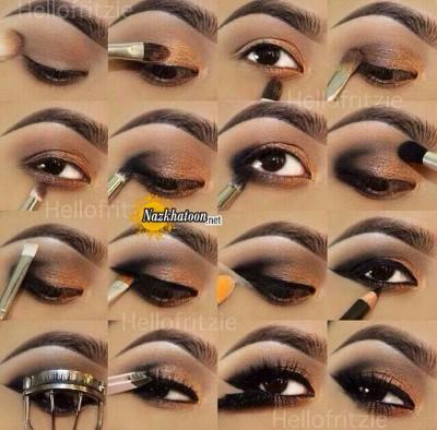 آرایش چشم – ۳۴۵
