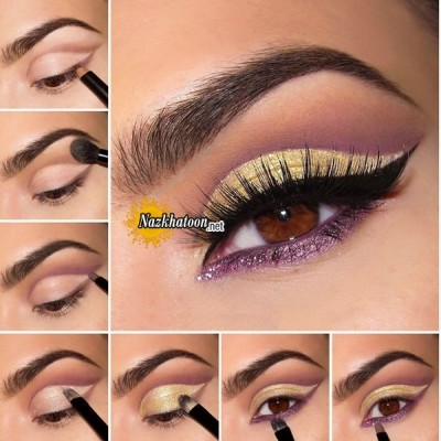 ۲-step-by-step-tutorial-to-apply-eye-makeup-16