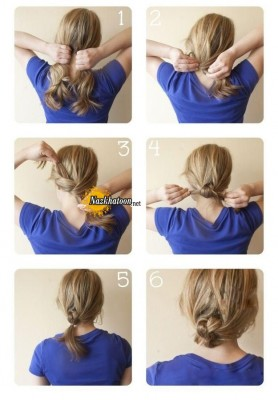 ۶-hairstyles-for-short-hairs