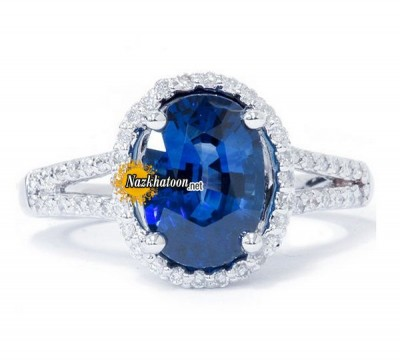 ۸-beautiful-vintage-sapphire-engagement-rings-for-girls-8