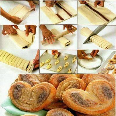 روش تهیه نان شکلاتی برای افطار
