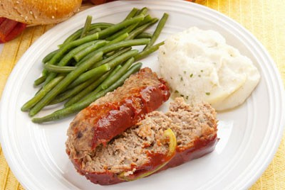 روش تهیه رولت گوشت با پوره سیب زمینی