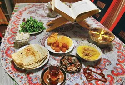 چگونگی جلوگیری از سندروم ماه رمضان