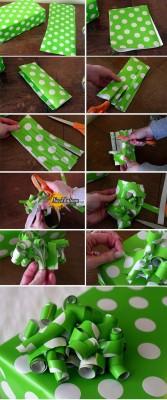 ایده جالب برای تزیین جعبه کادو