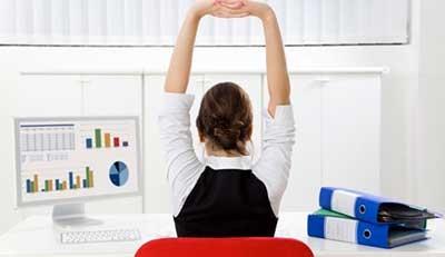 از دست دادن وزن در محیط کار