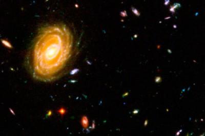 قدیمی ترین شی دیده شده توسط تلسکوپ فضایی