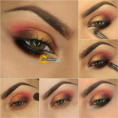 آرایش چشم – ۳۷۰