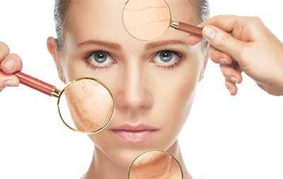 شش سم تخریب کننده پوست