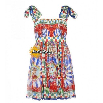 dolce-&-gabbana-multicoloured-stretch-silk-carretto-siciliano-print-sundress