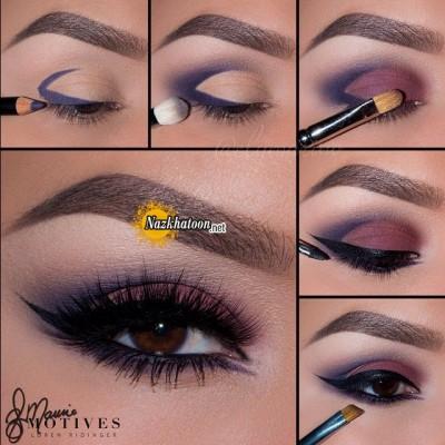 آرایش چشم – ۳۷۶