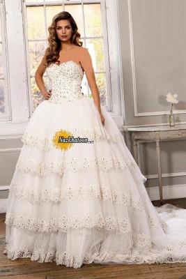 مدل لباس عروس – ۱۲۹