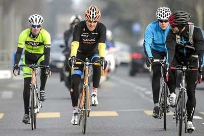 دوچرخهسواری و جلوگیری از دیابت نوع ۲