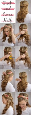wedding-hair-style-for-girl