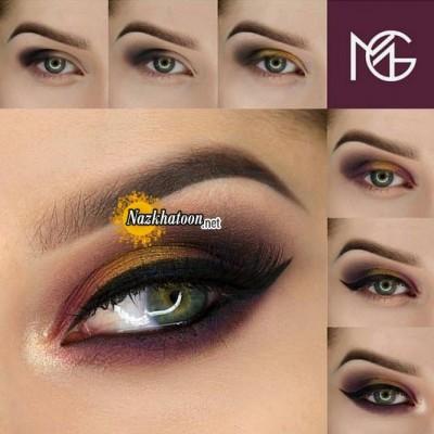 آرایش چشم – ۳۶۳