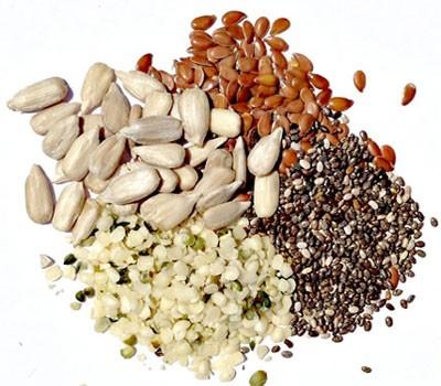 دانه های شگفت انگیز کاهش وزن
